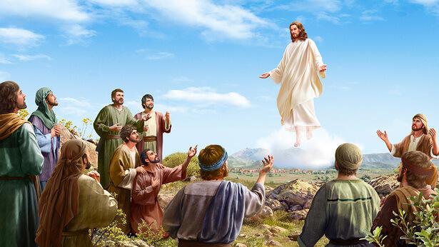 il ritorno di Gesu