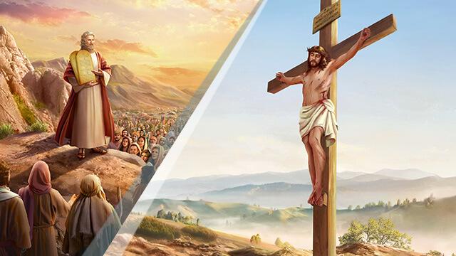 1. Qual è la differenza essenziale tra l'opera di Dio e quella dell'uomo?
