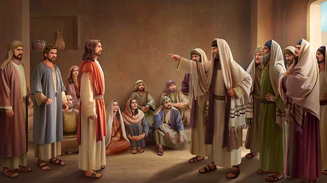 4. Qual è la natura del problema dell'uomo che non conosce il significato del nome di Dio e non accetta il nuovo nome di Dio?