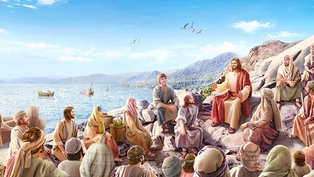 il Signore Gesu', l'eta' della grazie, l'eta' della redenzione