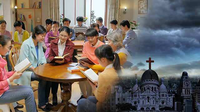 la benedizione di Dio, la chiesa di Dio, un'organizzazione religiosa