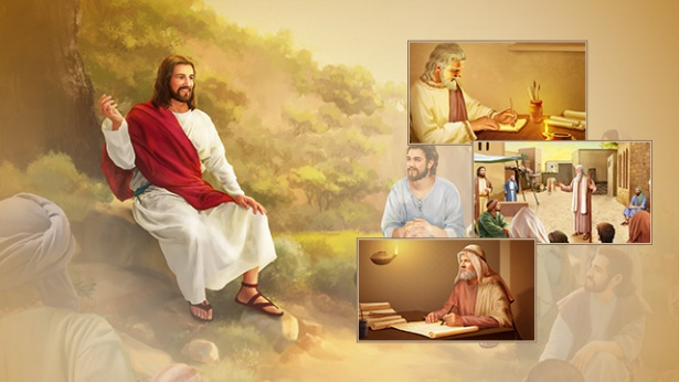 il Signore Gesu', i profeti, i seguaci del Signore