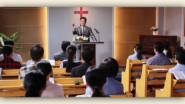 i pastori, gli anziani religiosi