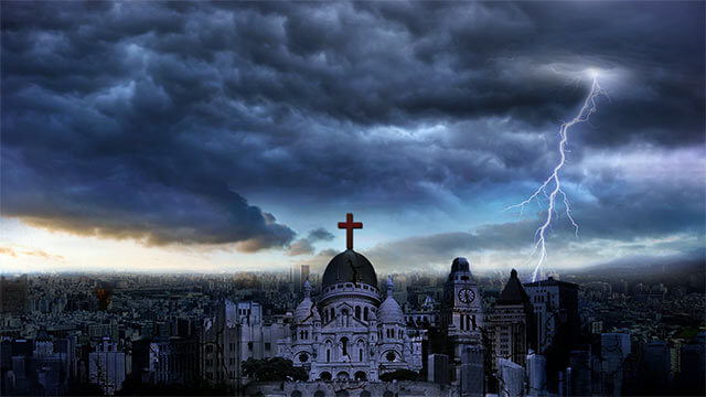 il mondo religioso, i pastori