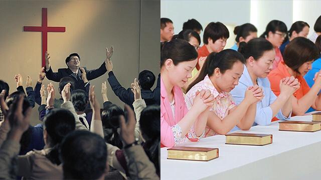 la chiesa del Signore, la chiesa di Dio Onnipotente