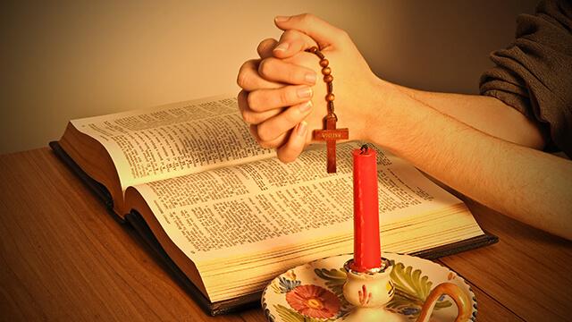 la vita eterna, la bibbia, la croce