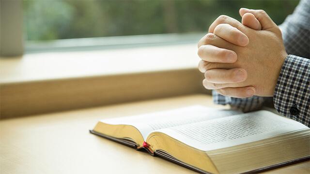la bibbia, la preghiera, la parola di Dio