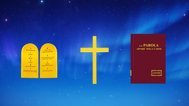 l'eta' della legge, l'eta' della grazia, l'eta' del regno, l'eta' della redenzione