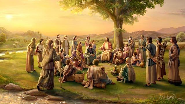 Il messaggio diffuso dal Signore Gesù nell'Età della Grazia era semplicemente la via del pentimento